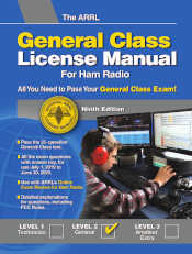 General Class License Manual 9th Edition